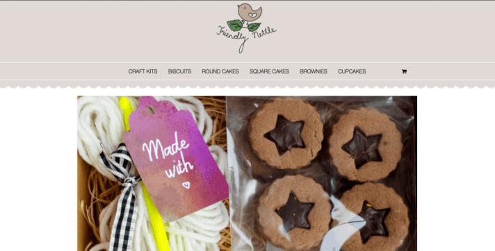 New in Friendly Nettle Shop: Crochet Star kit