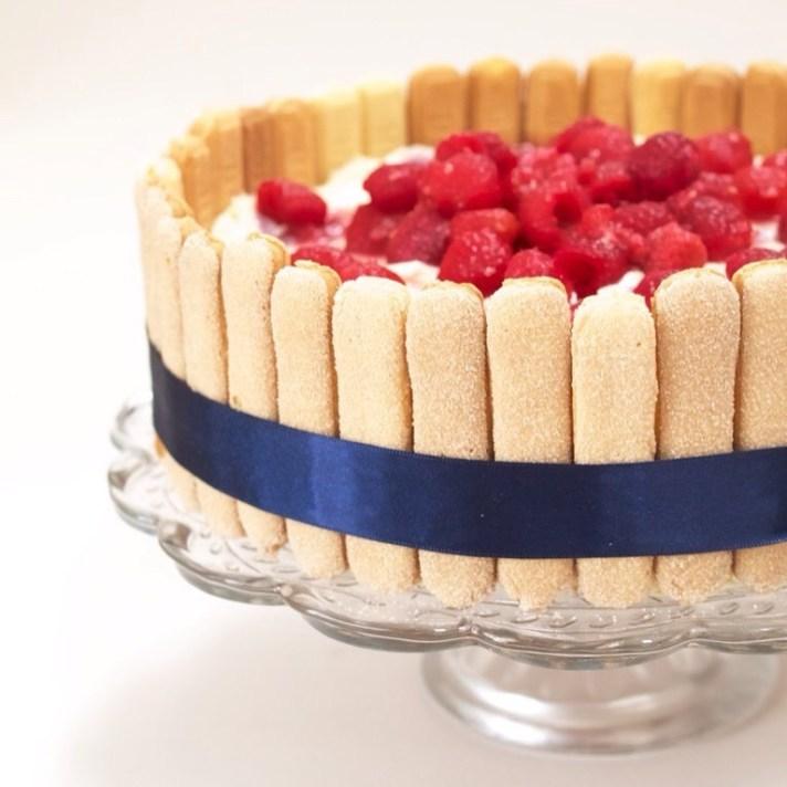 June favourites: baking Joni's birthday cake