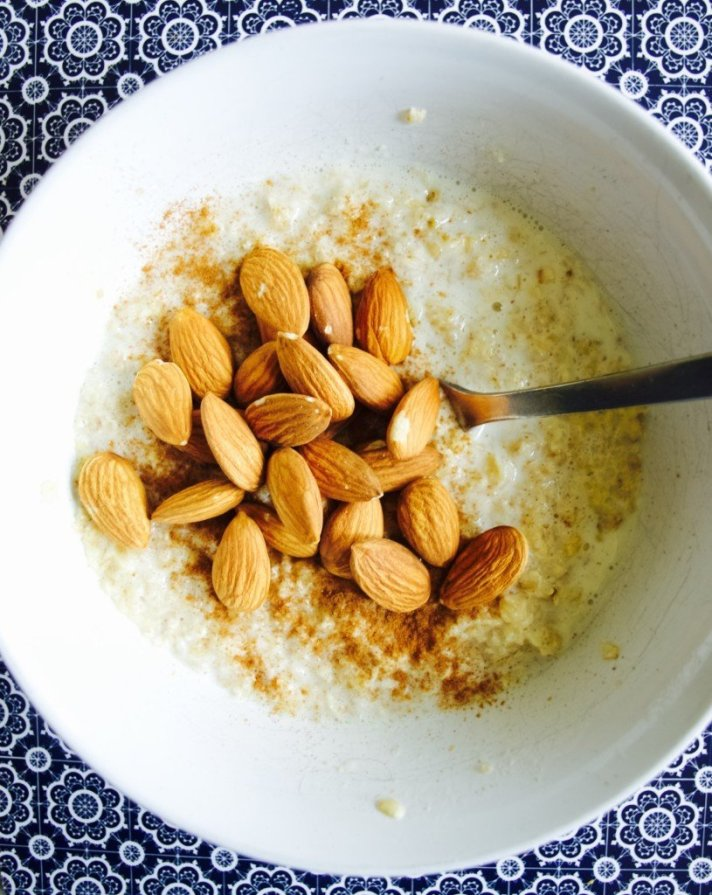Almonds are great when on sugar free diet