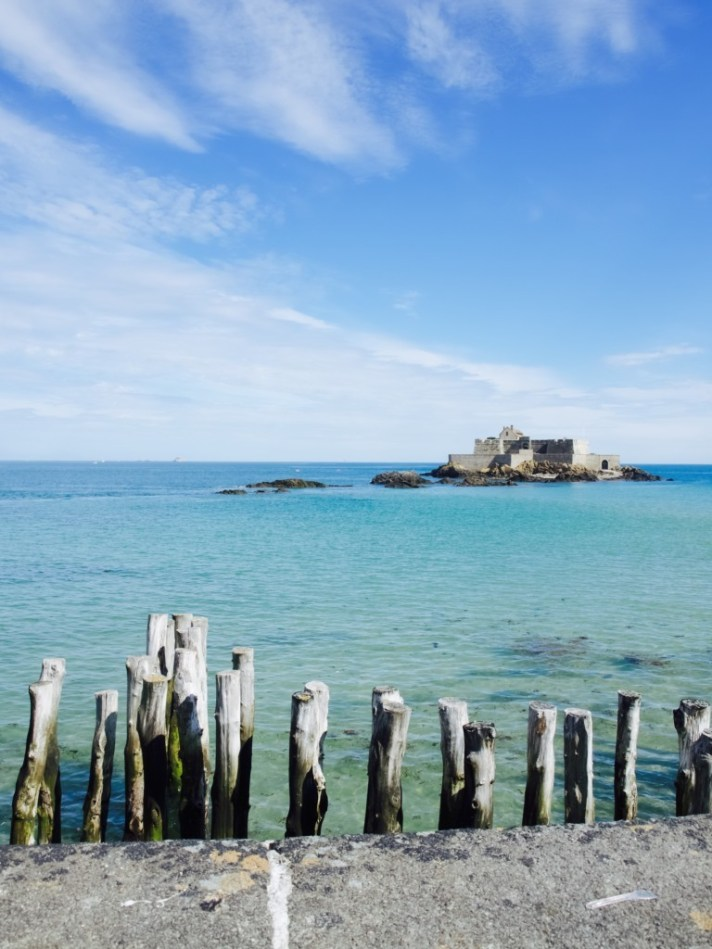 Our visit to St Malo