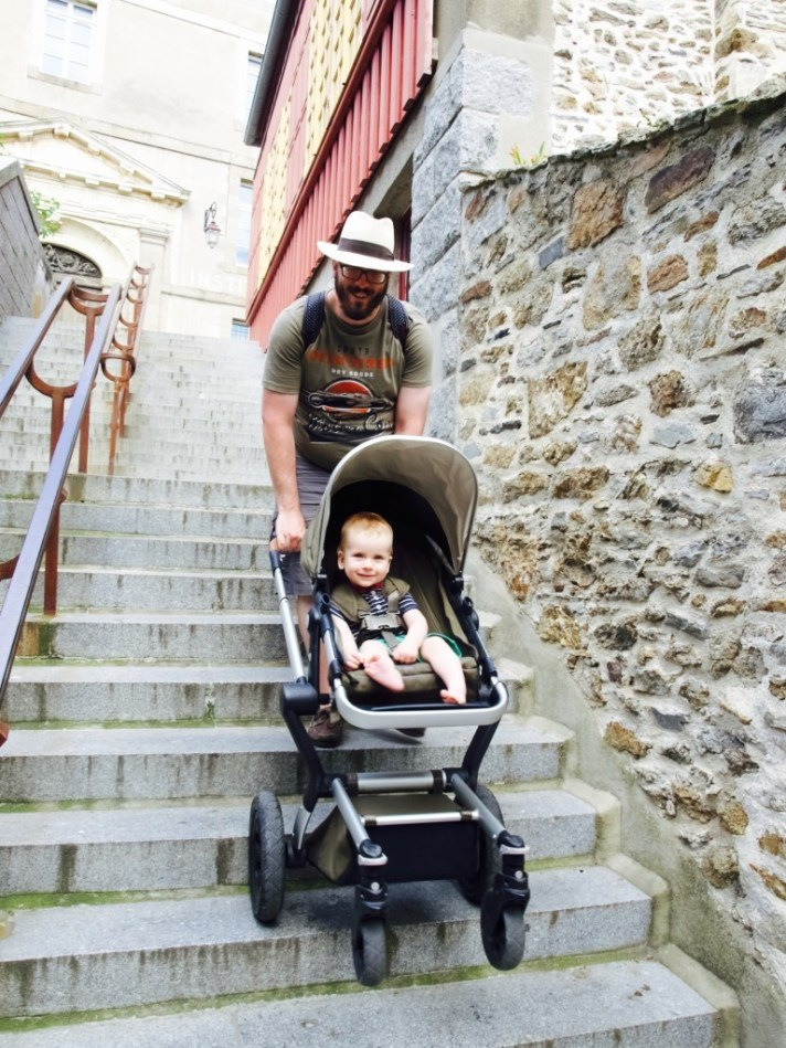 How to holiday with the baby (what I have learned so far)