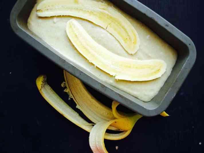 Breakfast banana bread recipe