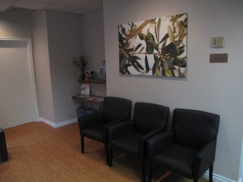 Dr Brandon Lee Office