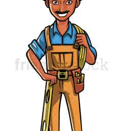 indian construction worker vector cartoon clipart [ 800 x 1200 Pixel ]