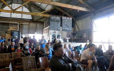 Goolwa Poetry Cup 2015 – Steam Exchange Brewery
