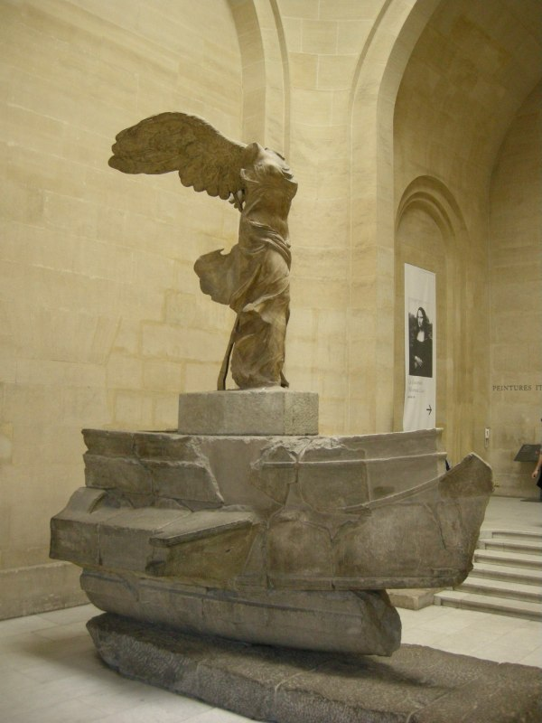 Victory Statue Louvre
