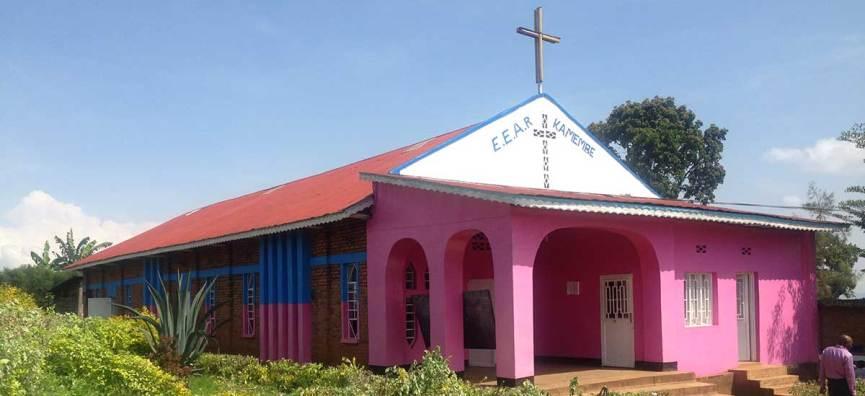 Kamembe-Church