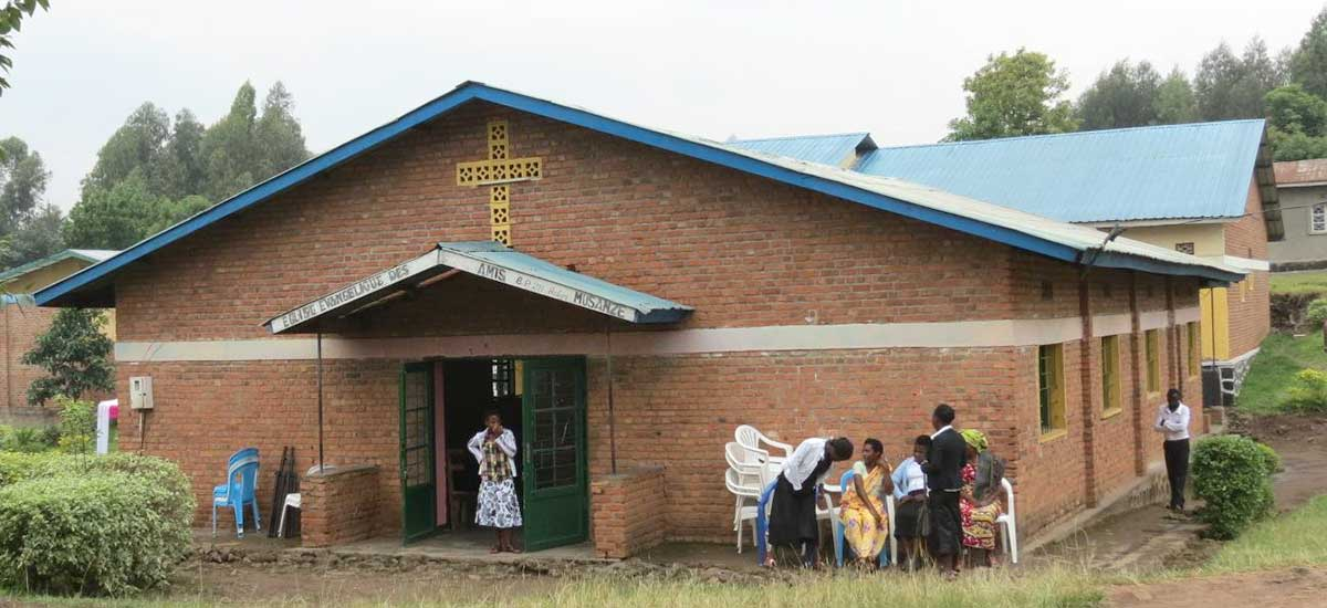 Musanze Church