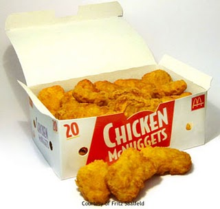 Chicken McNuggets2 12 Year old McDonalds Burger Shows No Sign of Decay