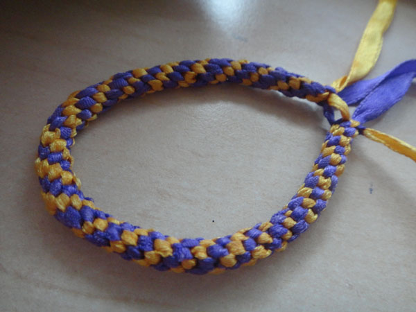 The Gallery For Gt Round Friendship Bracelet Patterns