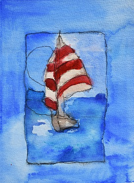 JUS Red, White, and Blue 9×12 mixed $0 7-18