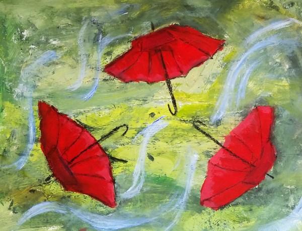 Vincent Wilson – Losing Poppins Umbrella