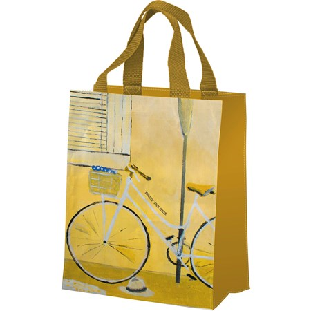 Daily Tote – Enjoy The Ride