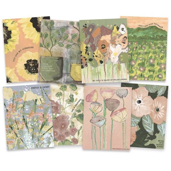Note Card Set – Botanical