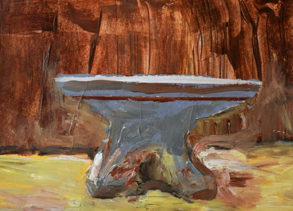 CG Center Stage Table 9×12 Acrylic $40 8-18