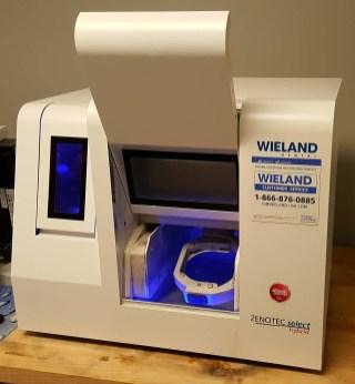 Wieland Zenotec Select Hybrid Mill