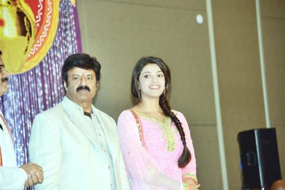 Kajal Aggarwal at NATS (4)