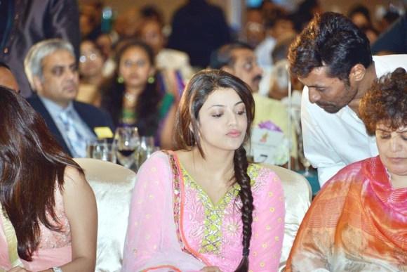 Kajal Aggarwal at NATS (6)