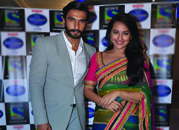 Ranveer and Sonakshi (3)