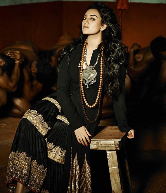 Sonakshi Sinha Latest Hot Photoshoot for Notch Magazine, Sonakshi Sinha Looks Stunning Hot Photos