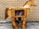 Trojan Horse Little Free Library in New Orleans!