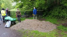 Work starts on revamping the Well