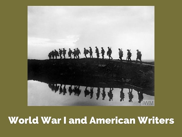 World War I and American Writers