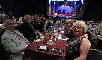 """Friends of Chatham at """"My Way"""" at Riverside Theater"""