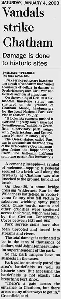 Pan news article