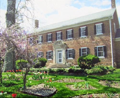 Springtime at Chatham