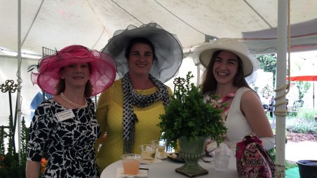 Hatted Guests of Honor