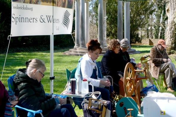 Fredericksburg Spinners and Weavers