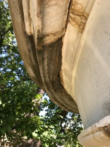 Cupola soffit