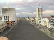 Replica for Managua's main street, pre 1972 earthquake