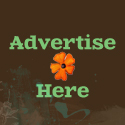 Advertise here brown box
