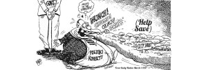 Madd cartoon 97 from Daily Nation