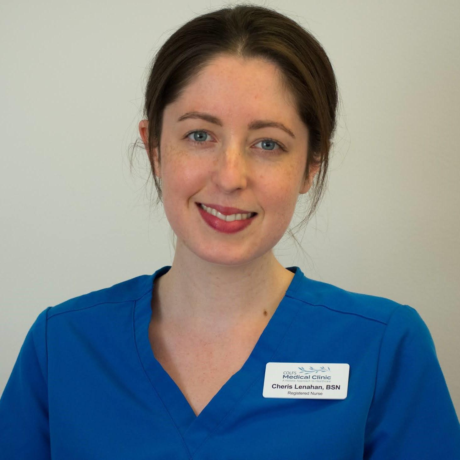 Cheris Lenahan, RN