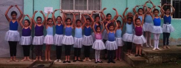 Ballet Line Up