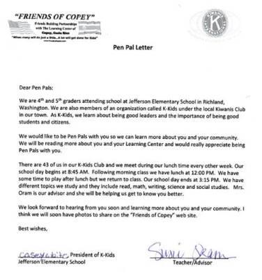 Jefferson Pen Pal Letter.2