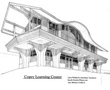 Copey Learning Center Exterior Perspective View 001