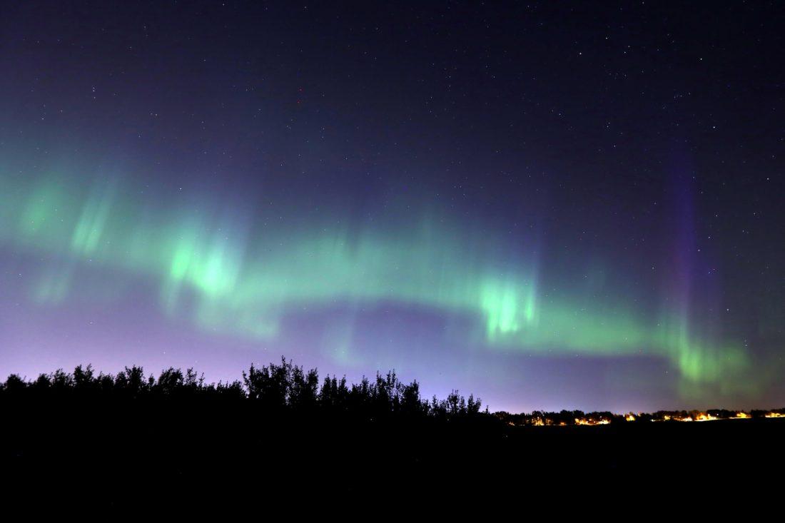 night sky, astronomy, Don Hladiuk