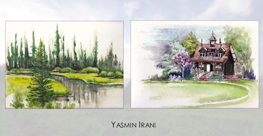 Yasmin Irani
