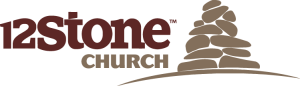 12 Stone Church logo