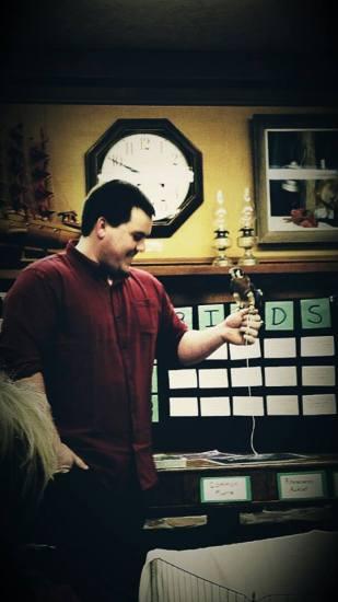 Josh Library Lecture