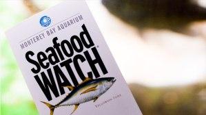 Monterey Bay Aquarium Seafood Watch