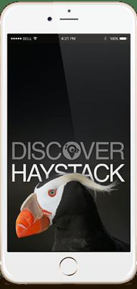 Discover Haystack App