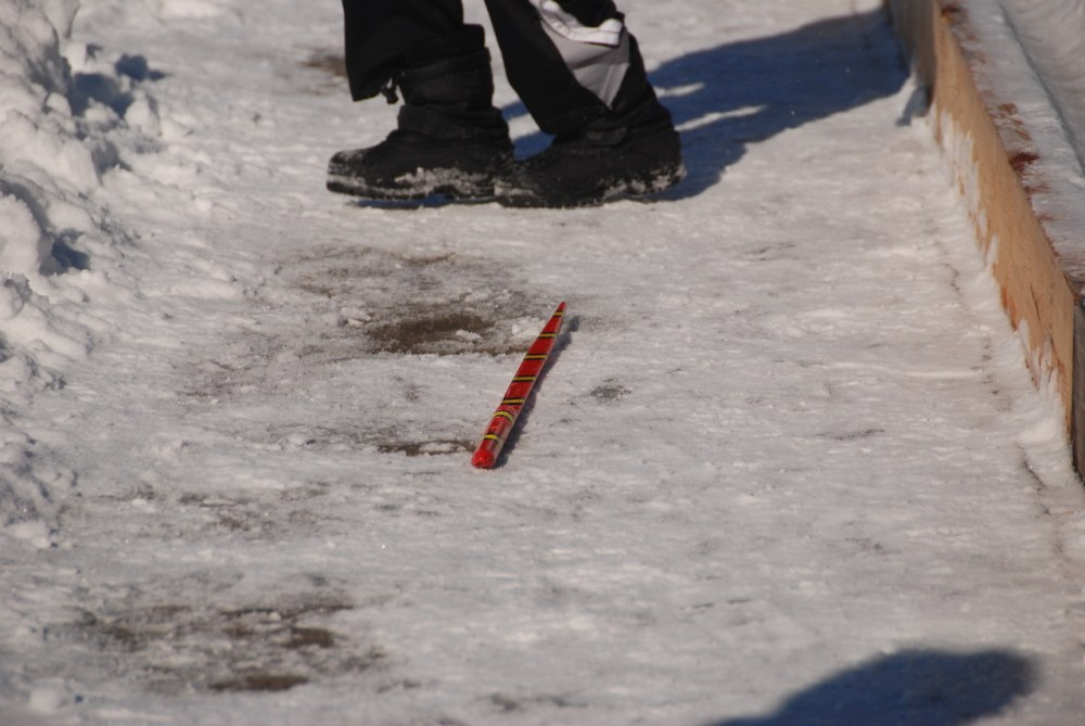 Slithering and Sliding Snow Snakes at Highland State Recreation Area! (4/6)