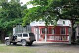 volunteer's house