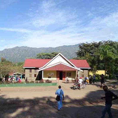 KAGANDO HOSPITAL