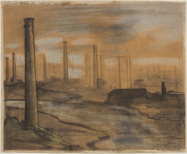 industrial landscape jacob kramer
